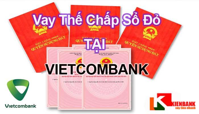 Lãi suất vay thế chấp sổ đỏ ngân hàng Vietcombank 2021