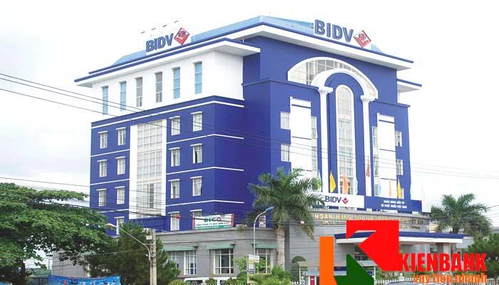 Ngân hàng BIDV thương hiệu lớn ở Việt Nam
