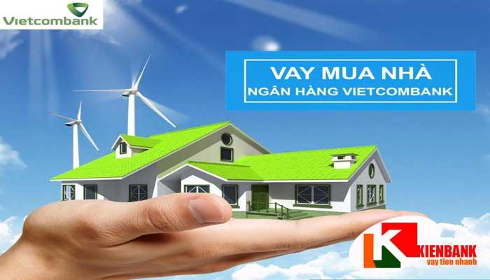 Vay tiền mua nhà Vietcombank lãi suất thấp 2021