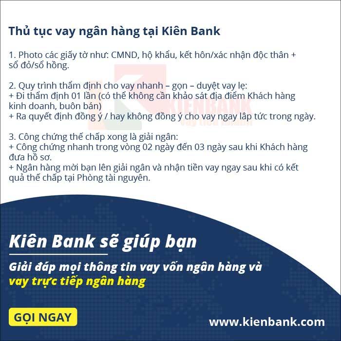 thu-tuc-vay-ngan-hang-tai-Kienbank-Hocmon