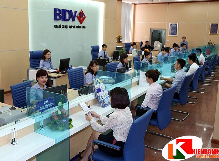 Ngân hàng BIDV hỗ trợ khách hàng vay đa dạng nhiều sản phẩm vay