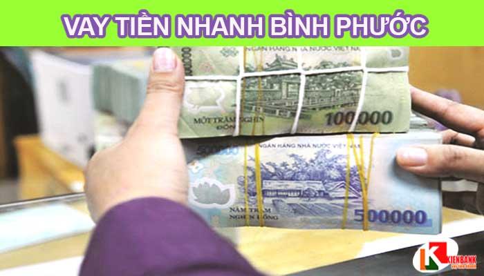 Hướng dẫn thủ tục vay tiền nhanh tại Bình Phước