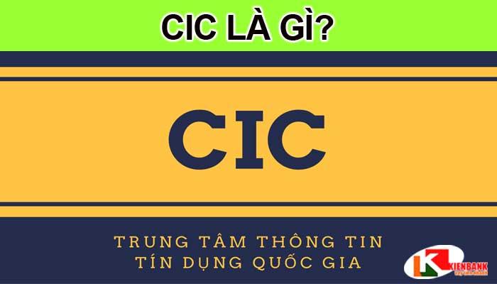 CIC là gì? Cic bao lâu cập nhật một lần?