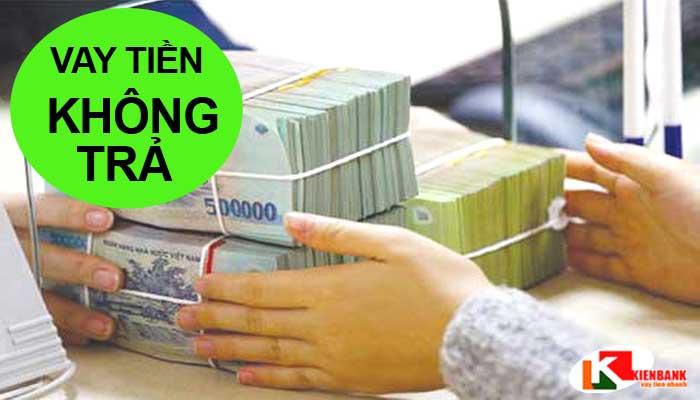 Thiếu nợ tiền ngân hàng không trả có sao không?