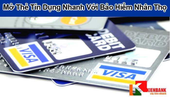 Mở thẻ tín dụng không cần chứng minh thu nhập bằng hình thức tín chấp