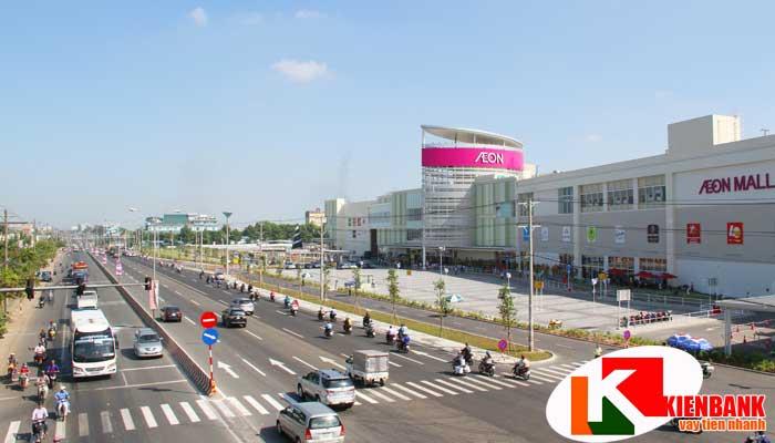 Thuận An là nơi tập trung rất nhiều khu dân cư và dự án các tập đoàn lớn