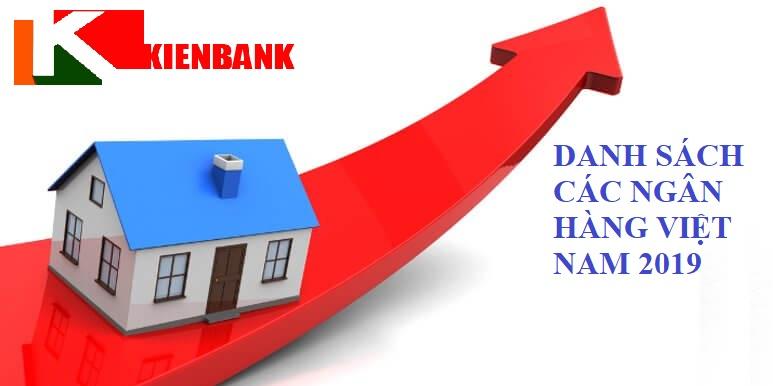 Danh sách các ngân hàng tại Việt Nam năm 2021
