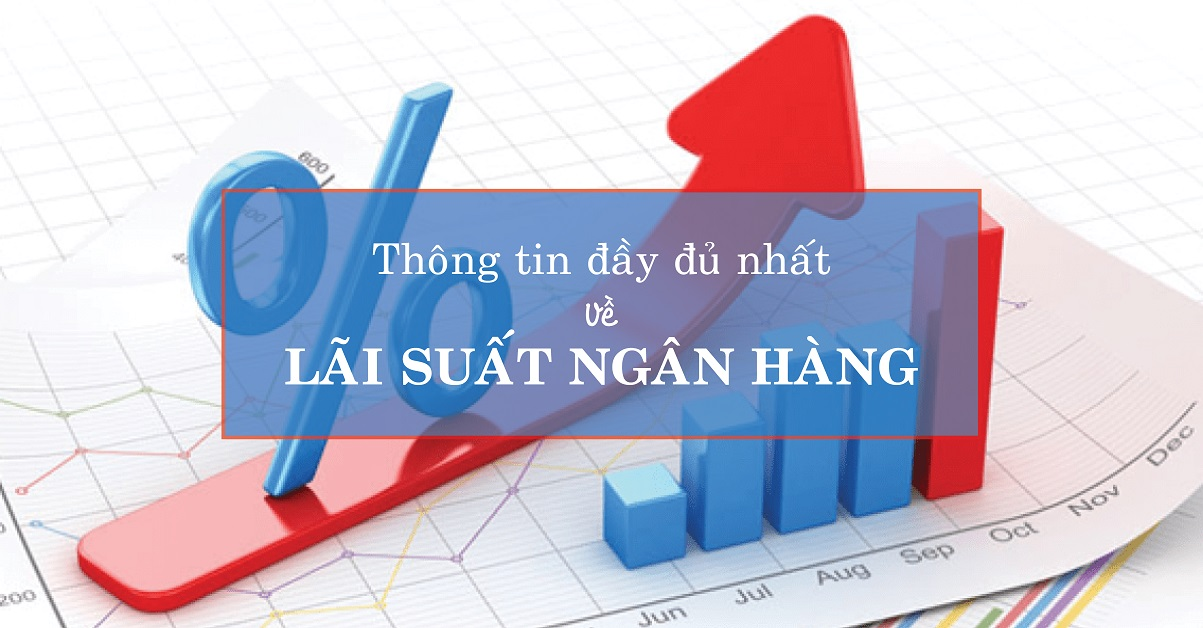 <strong>Lãi suất huy động tại các ngân hàng</strong>