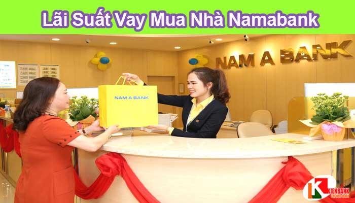 Lãi suất vay tiền mua bất động sản tại ngân hàng Namabank