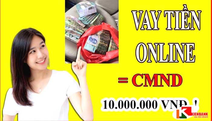 Hướng dẫn làm hồ sơ vay tiền online có tiền trong ngày
