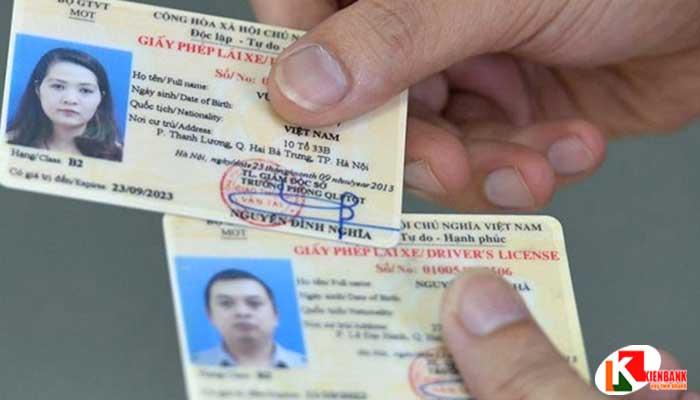 Tìm hiểu gói vay tiền trả góp bằng cmt và bằng lái xe