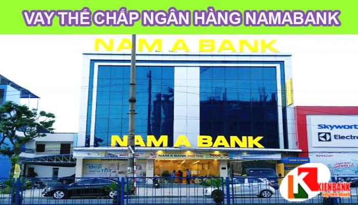Lãi suất vay thế chấp ngân hàng Namabank [Cập Nhật T4/2021]